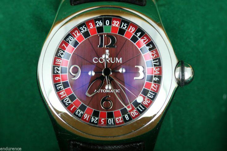 Corum bubble casino watch poker chips in casino royale