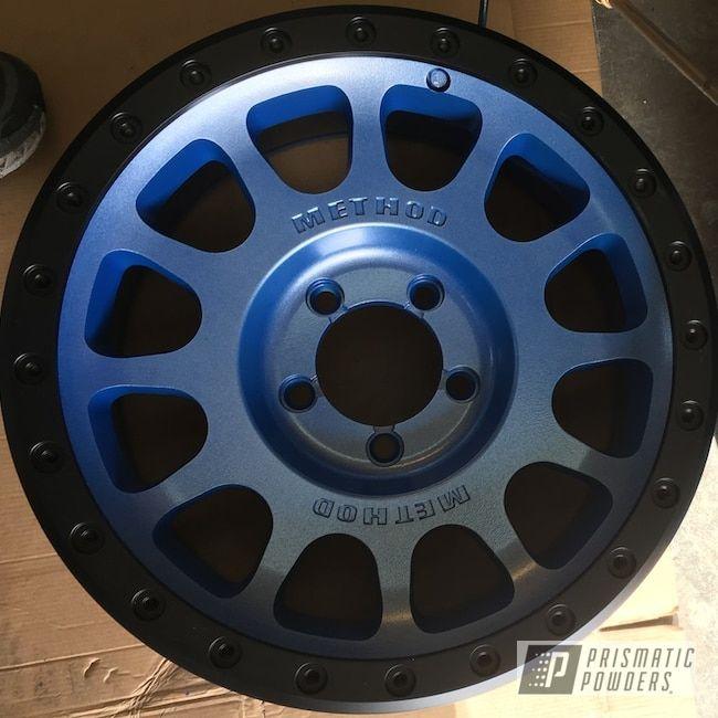 Powder Coated 20 Inch Method Wheels in 2020 | Powder ...