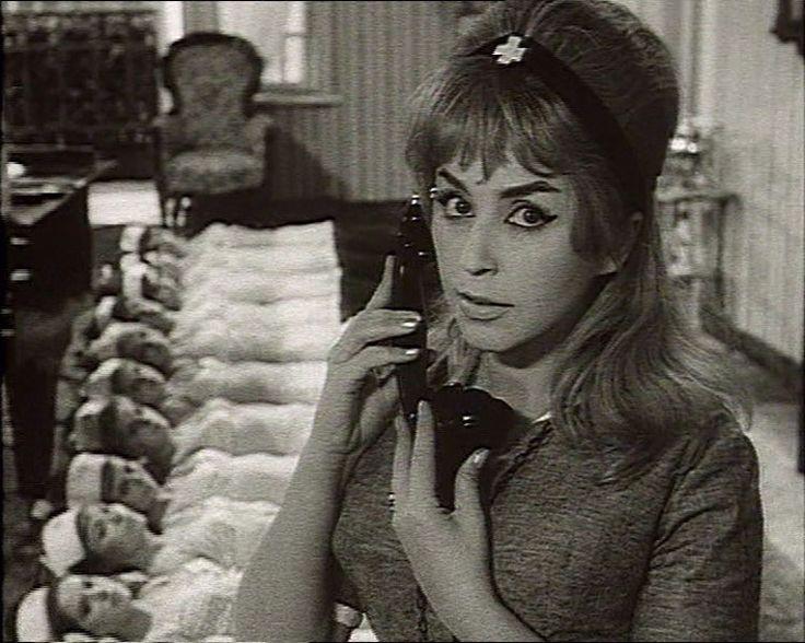 "Kalina Jędrusik in ""Upał"" (1964)"