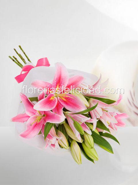 Lindos ramos de flores