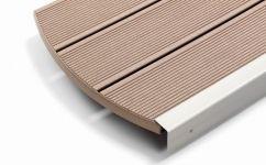 Profil deck wpc relazzo puro culoare ametista 4