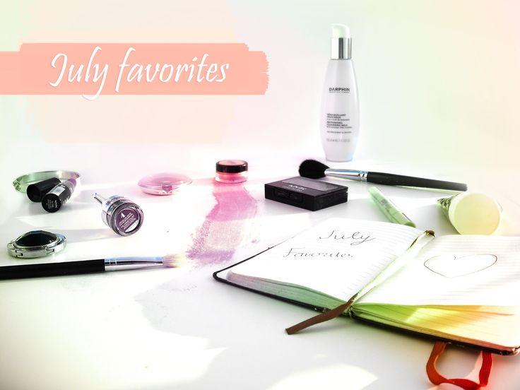 Χωρίς ειρμό: Αγαπημένα προϊόντα ομορφιάς Ιουλίου