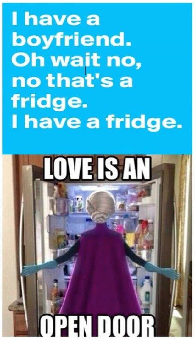 aaahahaha! #frozen #foreveralone #humor