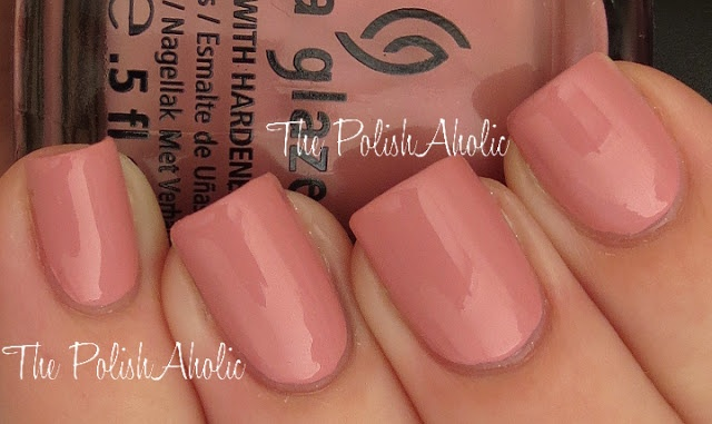China Glaze Spring 2013 Avant Garden Collection Swatches  name : shade
