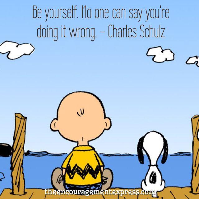 #charlesschulz #identity #quote