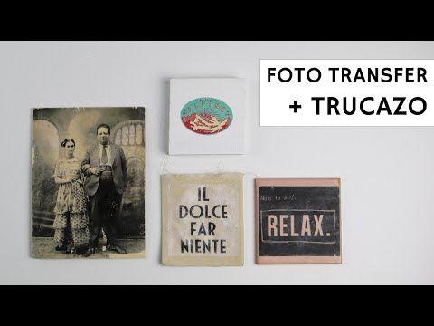 Cómo transferir imágenes sobre cualquier superficie - YouTube