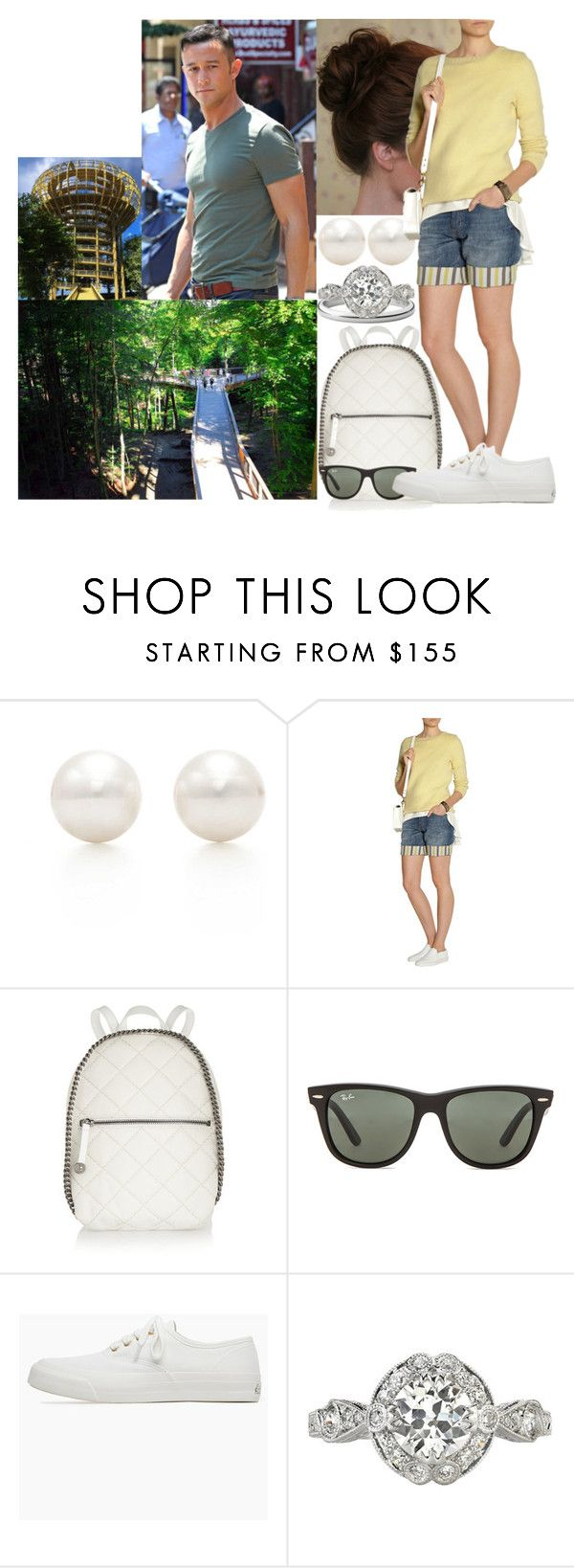 """""""Honeymoon Day 2: Going for a walk through the Natural Heritage Centre Rügen"""" by astridavhessenstein ❤ liked on Polyvore featuring Tiffany & Co., Marni, STELLA McCARTNEY, Ray-Ban, Maison Kitsuné, women's clothing, women's fashion, women, female and woman"""