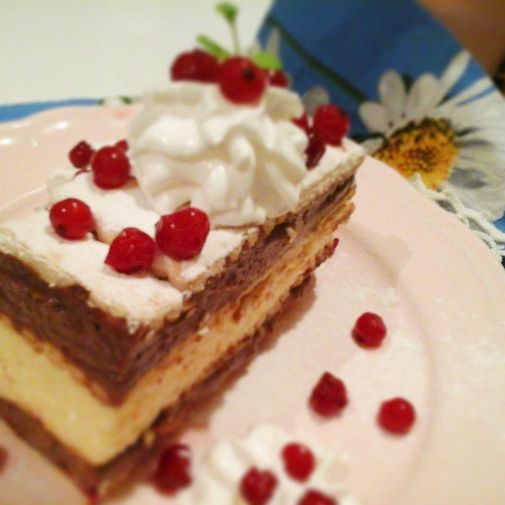 15 perces: Nutellás-kókuszos pudingos kekszes krémes