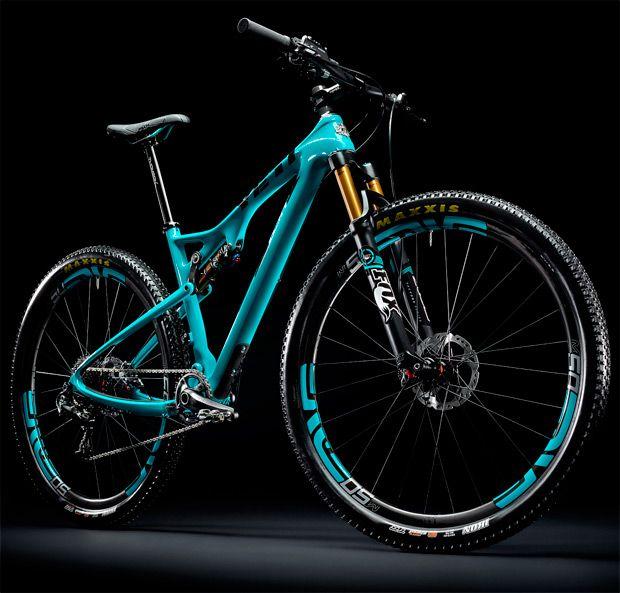 Yeti ASR Carbon: La nueva y definitiva bicicleta XC de Yeti Cycles | TodoMountainBike