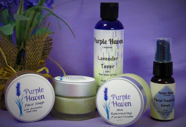Rejuvenating Face Cream by PurpleHavenLavender on Etsy