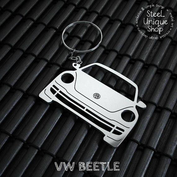 Vw Beetle Keyring