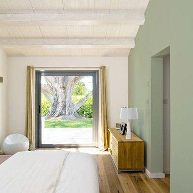 Douceur d 39 une couleur pastel dans une chambre zen - Couleur dans une chambre ...