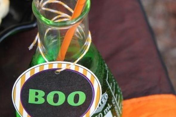 Green Goblin Halloween Punch for Kids