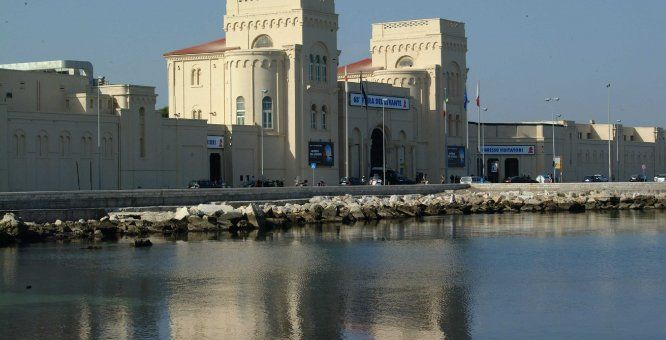 Fiera del Levante in Bari, Puglia