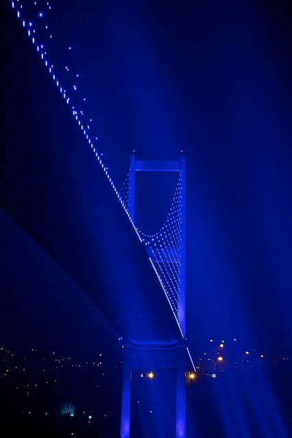 Bosphorus Bridge, Istanbul, Turkey