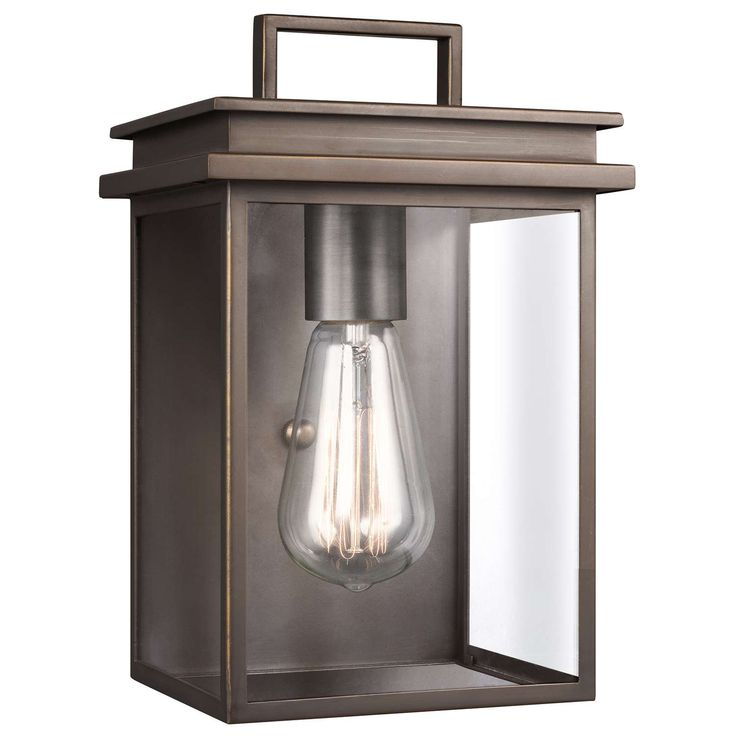Chappman Outdoor Wall Sconce