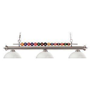 Traditional Pool Table Lights on Hayneedle - Traditional Pool Table Lights For…
