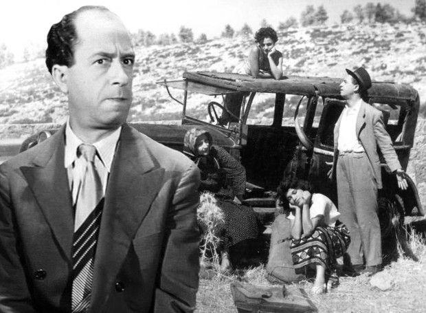 Μίμης Φωτόπουλος (1913 – 1986): Ηθοποιός του ελληνικού θεάτρου και κινηματογράφου. Γεννήθηκε στις 20 Απριλίου του 1913 στη Ζάτουνα της Γορτυνίας...