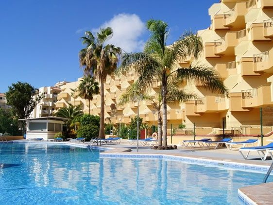 PlayaOlid Suites & Apartments, Tenerife Hotel Accommodation