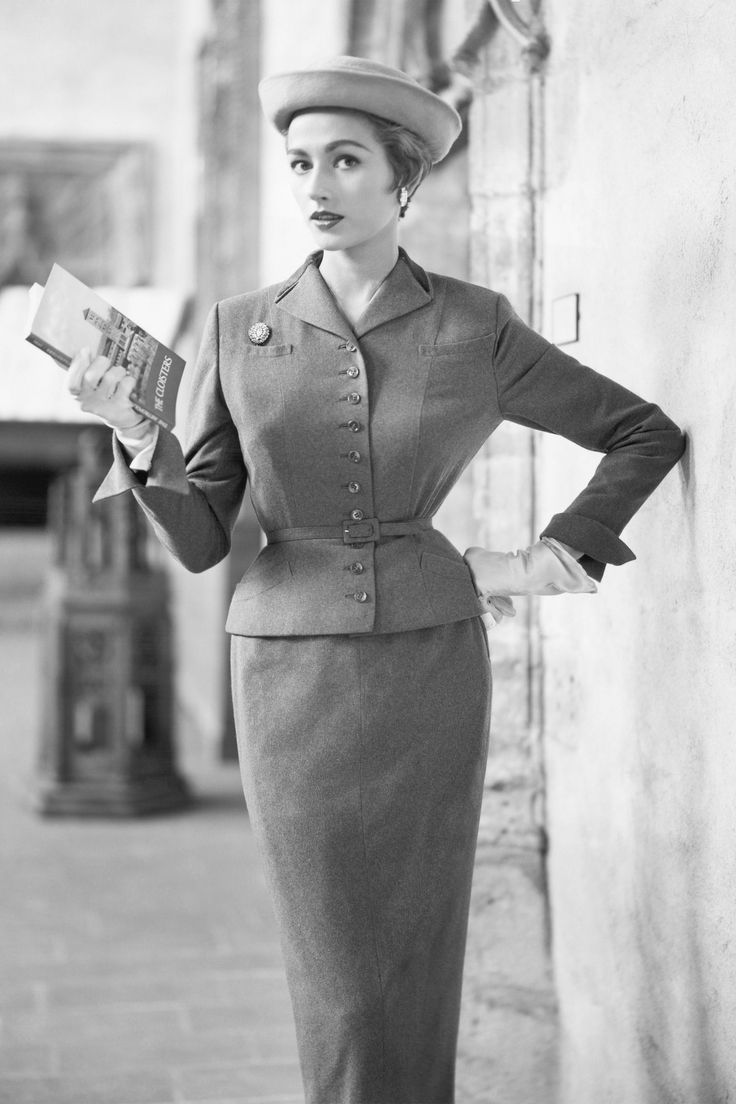 5668 Best 1950s Fashion Images On Pinterest