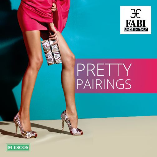 Experience the next level of #styling at Fabi.  #Fashion #Luxury #Shoes #Men #Women