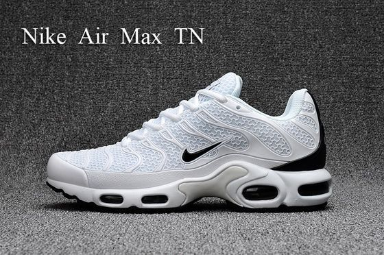 Nike Air Max TN 2018 Milky White Medium Grey Black How To Buy 2018 Shoe c9bd414db