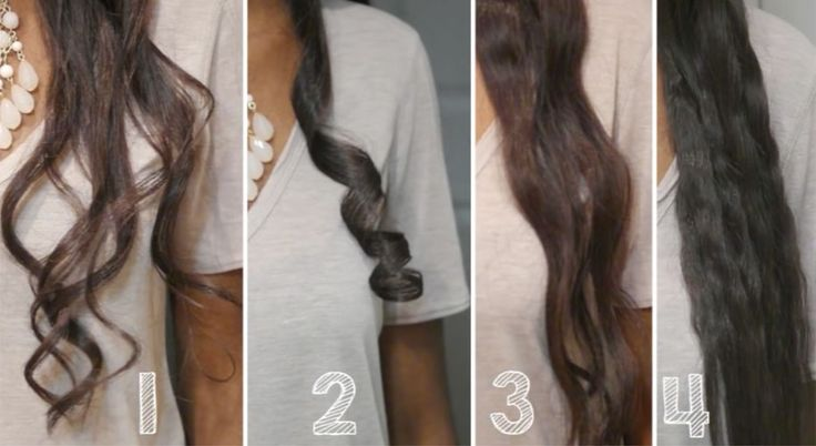 5 Easy Curls/Waves Using a Flat Iron | How To: Curl Your Hair with a Straightener | Easy Life HacksEasy Life Hacks