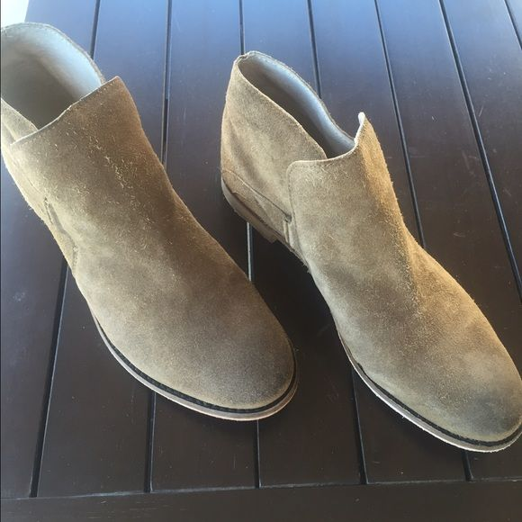 Free People Shoes - Free People Tan Ankle Boot