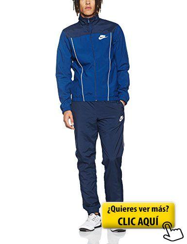 Nike 832848, Chándal para hombre, Azul... #chandal