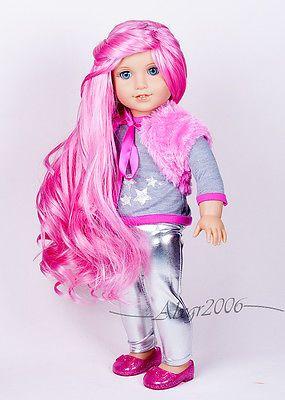 Details About Custom American Girl Doll Dress Lot Long