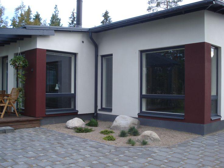 #betonikivi #luonnonkivi #koristeheinät #paving #naturalstone #grasses