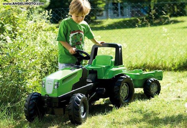 VIKING - Tractor para crianças. http://www.angelimoto.com