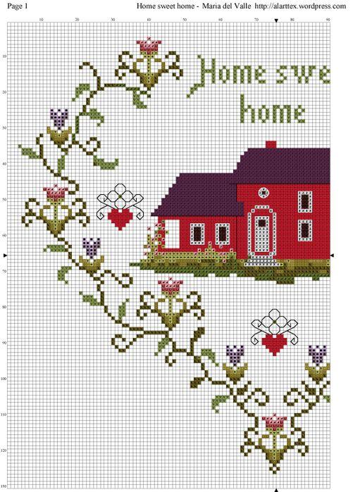 Home sweet home 1/2