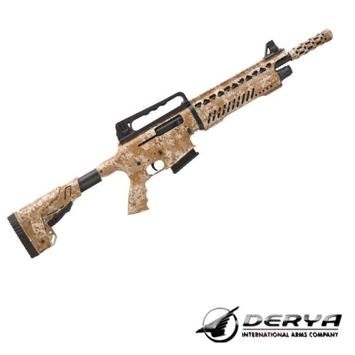 Taktik silah görünümlü av tüfeklerinin güzel ve kaliteli bir örneği. Fiyat ve ayrıntılı bilgi için sitemizi ziyaret ediniz. #avtüfeği #avcılık #hunting #karaavcılığı #avlanma
