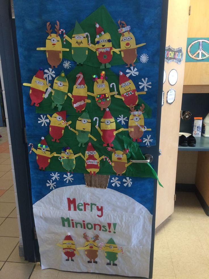 Minion Classroom Decoration Ideas ~ Best bulletin boards doors images on pinterest