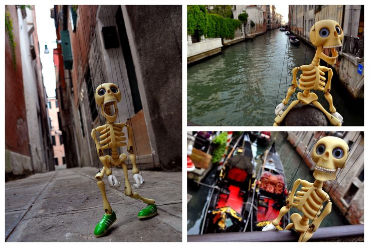Our Baby Bonnie is so fresh and brand new, but he already experienced Venice....pretty cool, don't you think?:)