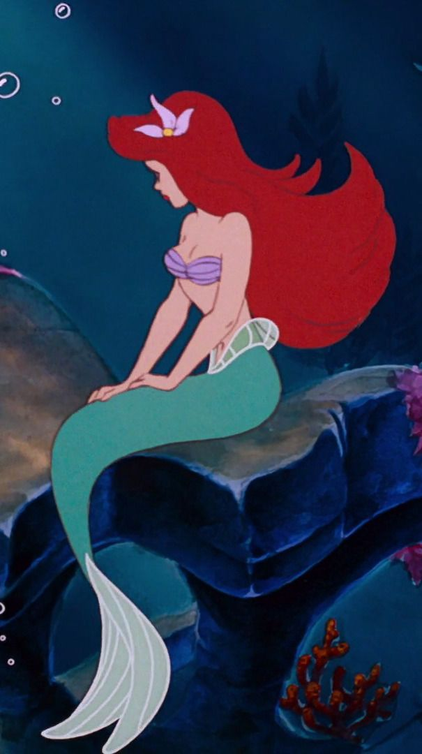 """The Little Mermaid"" - Ariel"