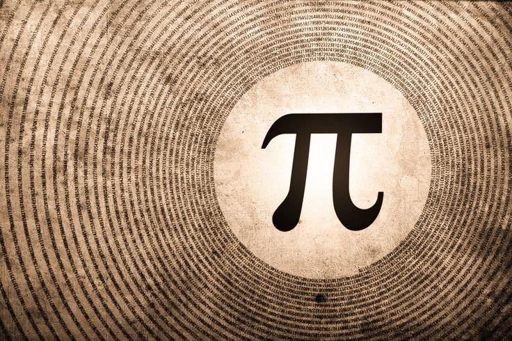Бесконечное число Пи