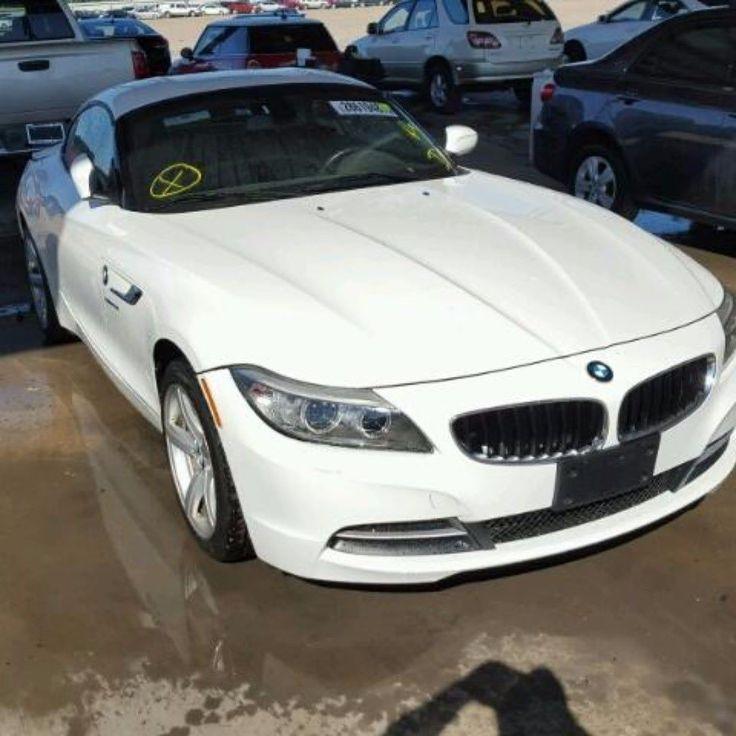 #salvage 2015 #BMW #Z4 #convertible www.bidgodrive.com #forsale #germancars #vehicles #carsforsale