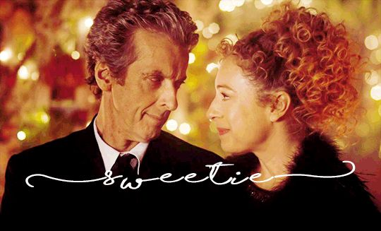 How...sweetie! 2015 Doctor Who Christmas Special