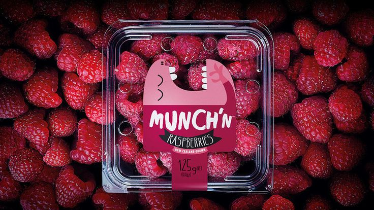 Munch'n — The Dieline - Branding & Packaging