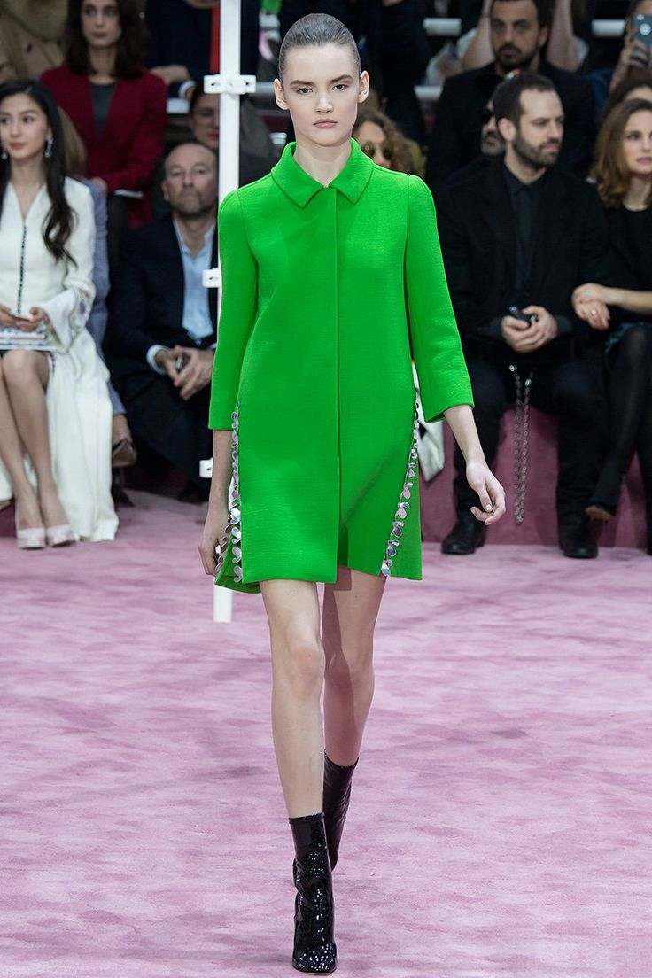 Christian Dior Spring 2015 Couture Runway