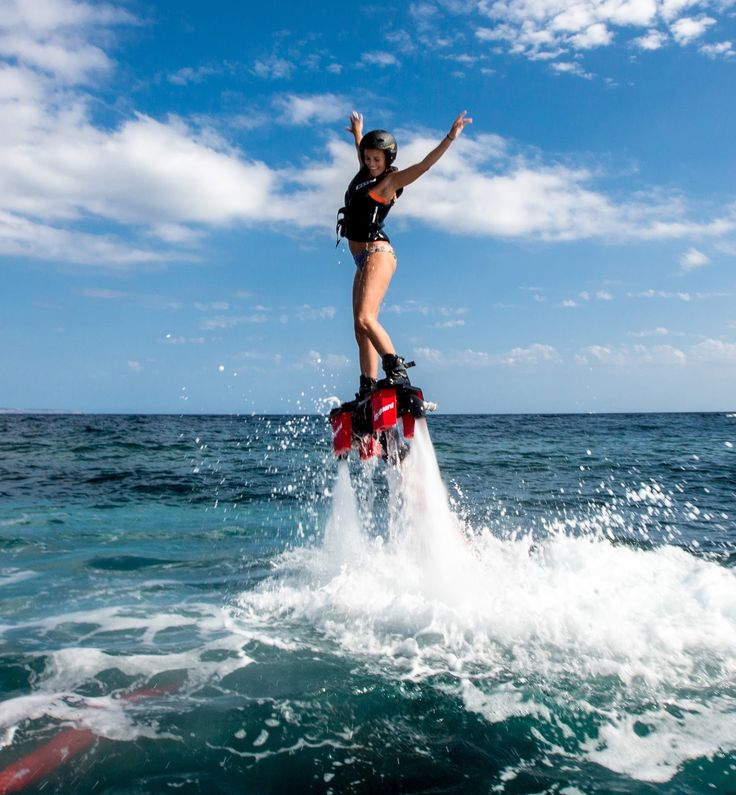 Flyboard - o que é isso?