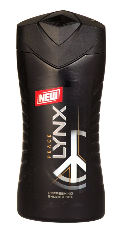 Lynx refreshing shower gel 250ml peace
