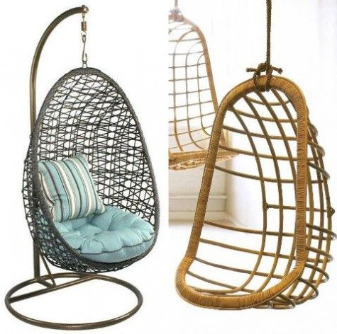 ComfyDwelling.com » Blog Archive » 87 Cool Hanging Chairs For Indoors And Outdoors