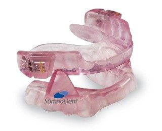 Somnodent for Obstructive Sleep Apnea - available at Holmes and Mannikko Dentistry..