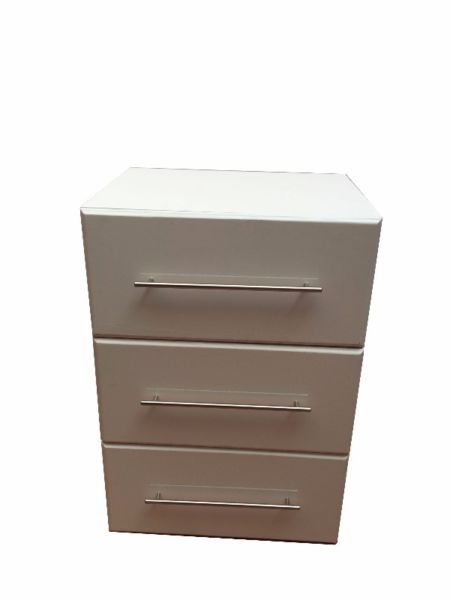 The Nuni First Love drawers are made from Supawood. You can order it in different colors. Please visit our website for more products. www.nuni.co.za or call us on 081 7688124