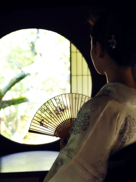 Japanese folding fan, Sensu 扇子