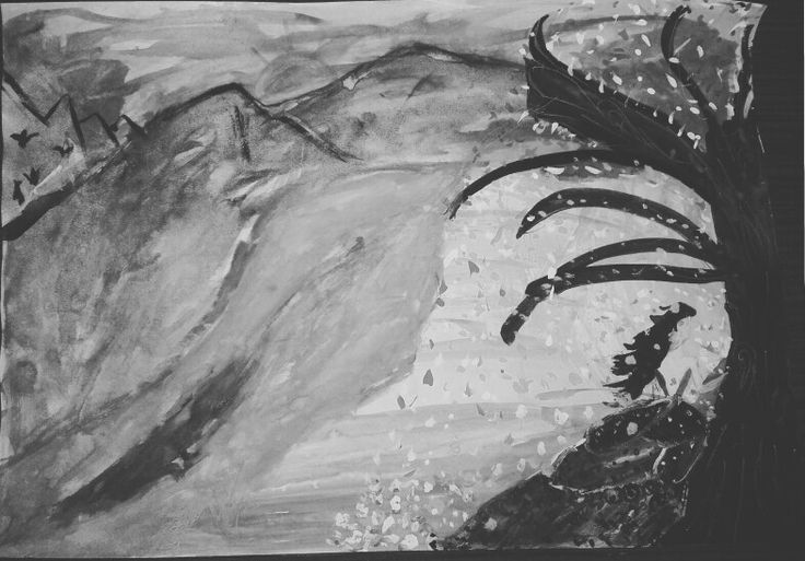 Black n white springnaturelove