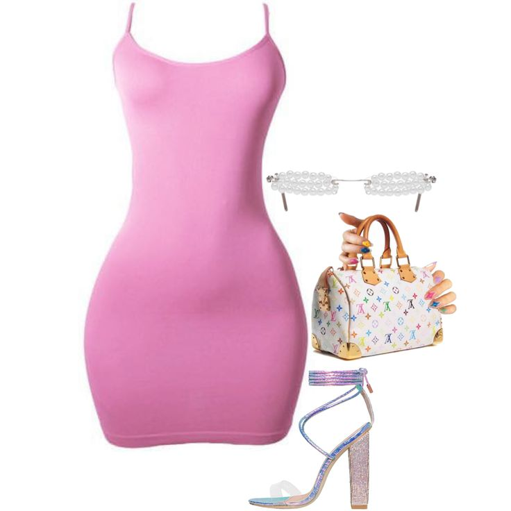 Outfit Inspiration: Pinky 2